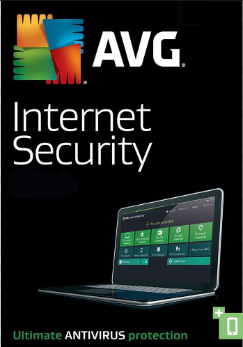 AVG Internet Security 1 PC 1 YEAR Global
