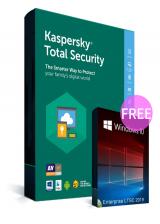 Official Kaspersky Total Security 1 PC 1 Year Key Global(Windows 10 Enterprise LTSC 2019 CD Key free)
