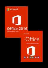 bzfuture.com, Office 16 Professional Plus + Office 19 Professional Plus CD Key Pack