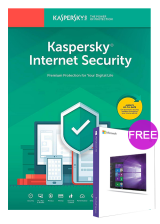 bzfuture.com, Kaspersky Internet Security 1 PC 1 Year Global Key(windows 10 pro oem free)