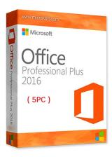 Official Office2016 Professional Plus Retail Edition CD Key Global