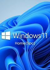 bzfuture.com, Microsoft Windows 11 Home OEM CD-KEY GLOBAL(5PC)