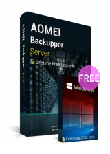 Official AOMEI Backupper Server Latest Version + Free Lifetime Upgrades Key Global(Windows 10 Enterprise LTSC 2019 CD Key free)