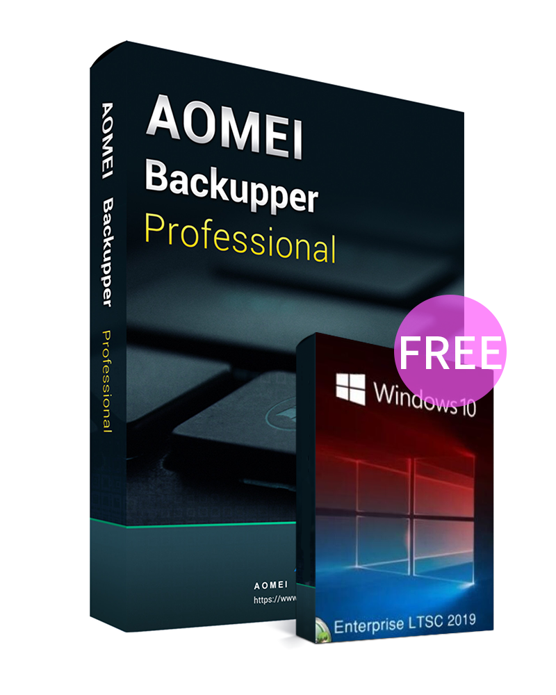 AOMEI Backupper Professional 5.6 Edition Key Global(Windows 10 Enterprise LTSC 2019 CD Key free)