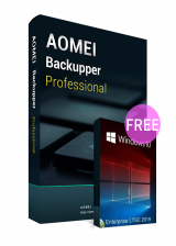 Official AOMEI Backupper Professional 5.3 Edition Key Global(Windows 10 Enterprise LTSC 2019 CD Key free)