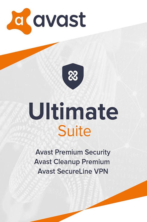 Avast Ultimate 1 Device 1 Year Key GLOBAL