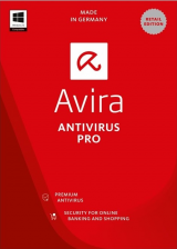 Official Avira Antivirus Pro 3 PC 1 YEAR Global