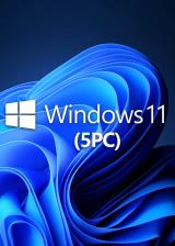 bzfuture.com, Microsoft Windows 11 Pro OEM CD-KEY GLOBAL(5PC)
