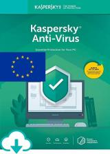 Official Kaspersky Antivirus 1 PC 1 Year Key EU
