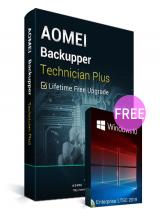 Official AOMEI Backupper Technician Plus + Lifetime Free Upgrades Key Global(Windows 10 Enterprise LTSC 2019 CD Key free)