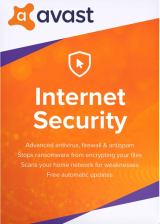 bzfuture.com, Avast Internet Security 1 PC 1 Year Key Global
