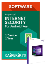 Official Kaspersky Internet Security 1 Device 1 Year For Android Key GLOBAL(Windows 10 Pro OEM free)