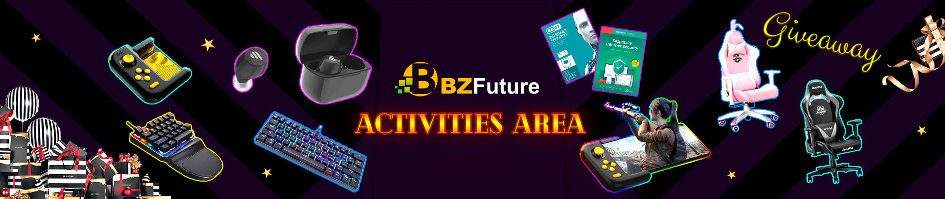 bzfuture giveaway activity