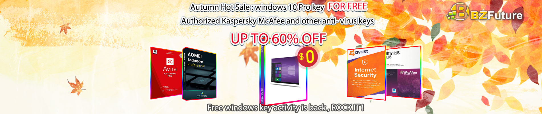 Autumn hot sale